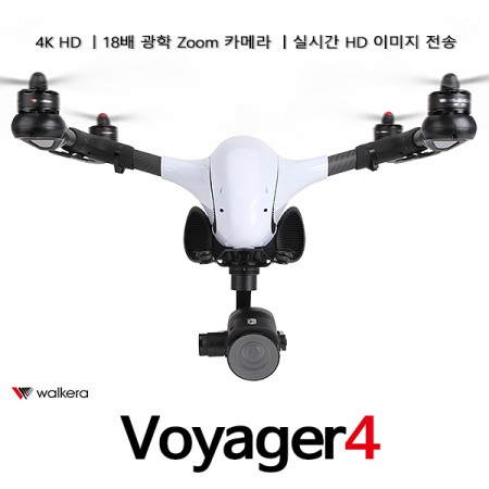 VOYAGER4 촬영 드론