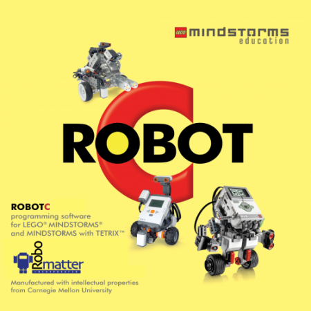 "(Classroom License)ROBOTC 4.x for <span style=""color:#da3915;"">LEGO</span>® MINDSTORMS®"
